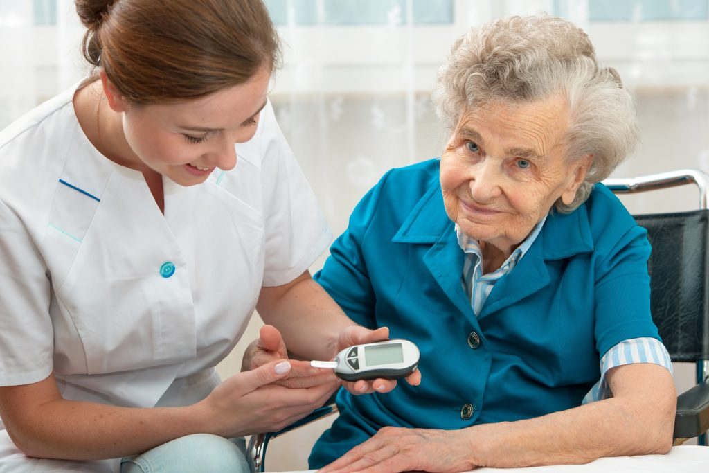 diabetes in seniors